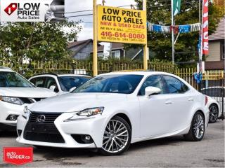 Used 2016 Lexus IS 300 AWD*Navi*Camera*BlindSpot*Leather*Only29000km! for sale in Toronto, ON