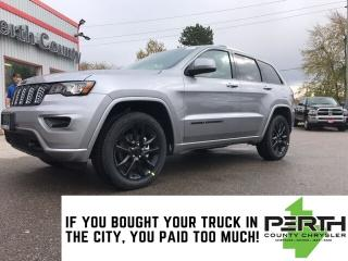 New 2020 Jeep Grand Cherokee Altitude | Suede Seats | Sunroof | Navigation | Tr for sale in Mitchell, ON