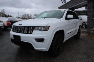 Used 2020 Jeep Grand Cherokee Altitude for sale in Bracebridge, ON