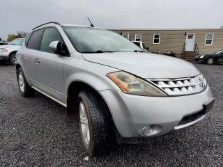 Used 2006 Nissan Murano SE AWD for sale in Stittsville, ON
