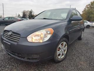 Used 2009 Hyundai Accent GLS 4-Door for sale in Stittsville, ON