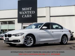 Used 2016 BMW 320i xDrive LUXURY |NAVIGATION|CAMERA|XENON for sale in Kitchener, ON