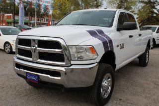 Used 2015 RAM 2500 SLT Heavy Duty 5.7 hemi 4WD Crew Cab Long box for sale in Mississauga, ON
