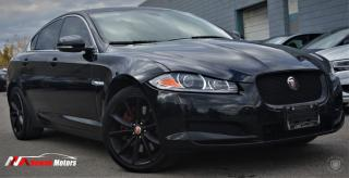 Used 2015 Jaguar XF 4dr Sdn FULLY LOADED / NAVI / REAR VIEW CAMERA/ SUNROOF / for sale in Brampton, ON