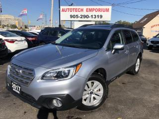 Used 2017 Subaru Outback 2.5i TOURING Sunroof/Camera/Heated Seats/Pwr Hatch&ABS* for sale in Mississauga, ON