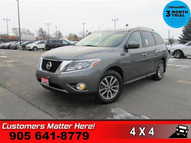 2015 Nissan Pathfinder SV  4WD CAM HS P/GATE P/SEAT TOW