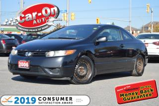 Used 2006 Honda Civic 5 SPEED A/C POWER GROUP CRUISE for sale in Ottawa, ON