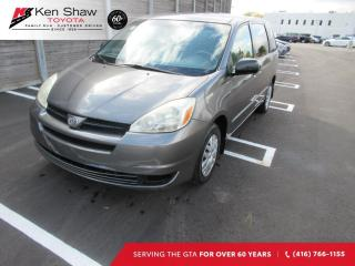 Used 2005 Toyota Sienna 7 PASSENGER for sale in Toronto, ON