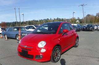 Used 2012 Fiat 500 Sport AUTOMATIC for sale in Burnaby, BC