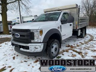 New 2019 Ford F-550 Super Duty DRW XL - Sync  - Sync for sale in Woodstock, ON