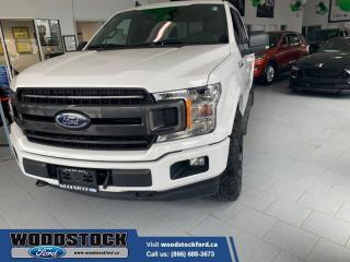 New 2020 Ford F-150 XLT  302A, SuperCrew, Black Rino Rims and KO2 Tires for sale in Woodstock, ON
