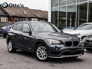 Used 2015 BMW X1 xDrive28i SUNROOF POWER SEAT for sale in Ottawa, ON