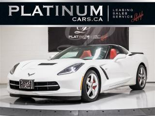 Used 2014 Chevrolet Corvette Stingray, TARGA ROOF, PADDLE, BLUET for sale in Toronto, ON