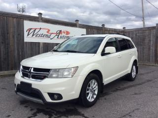 Used 2014 Dodge Journey SXT for sale in Stittsville, ON