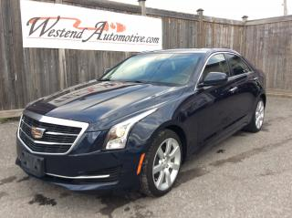 Used 2015 Cadillac ATS Luxury RWD for sale in Stittsville, ON