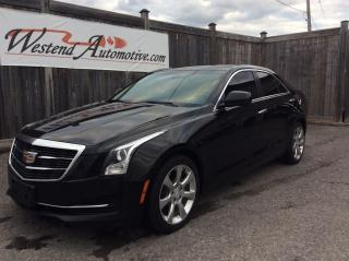 Used 2016 Cadillac ATS Luxury Collection AWD for sale in Stittsville, ON