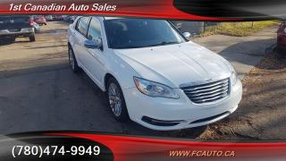 Used 2012 Chrysler 200 LIMITED 200 for sale in Edmonton, AB