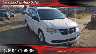 Used 2016 Dodge Grand Caravan for sale in Edmonton, AB