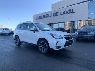 Used 2017 Subaru Forester 2.0XT Limited EyeSight Awd Cuir Toit for sale in Laval, QC