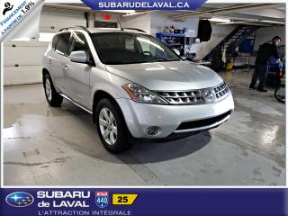 Used 2007 Nissan Murano SL AWD for sale in Laval, QC