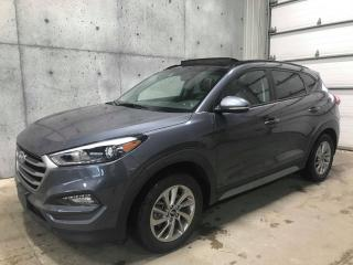 Used 2018 Hyundai Tucson SE AWD CUIR APPLE CAR TOIT PANORAMIQUE VOLANT ET SIEGES CHAUFFANTS for sale in St-Nicolas, QC