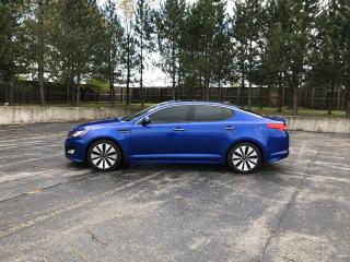 Used 2012 Kia Optima SX Turbo FWD for sale in Cayuga, ON