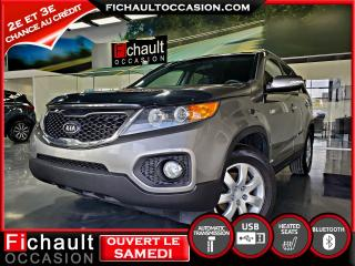 Used 2012 Kia Sorento LX AWD for sale in Châteauguay, QC