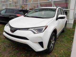 Used 2018 Toyota RAV4 LE AWD for sale in Québec, QC