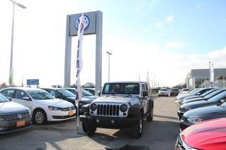 Used 2012 Jeep Wrangler UNLIMITED SPORT for sale in Whitby, ON
