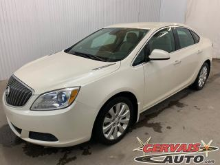Used 2014 Buick Verano Cuir/Tissus A/C MAGS Bluetooth for sale in Shawinigan, QC
