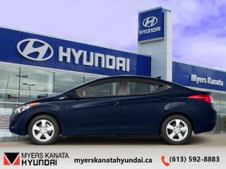 Used 2013 Hyundai Elantra GLS  - $59 B/W for sale in Kanata, ON