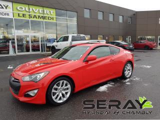 Used 2013 Hyundai Genesis Premium, 49207km, nav, toit, cuir, mags, for sale in Chambly, QC