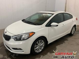 Used 2016 Kia Forte LX+ Toit Ouvrant MAGS Bluetooth *Bas Kilométrage* for sale in Shawinigan, QC