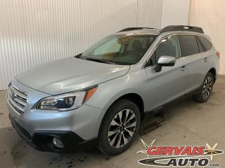 Used 2017 Subaru Outback Limited Eyesight AWD GPS Cuir Toit Ouvrant MAGS for sale in Shawinigan, QC