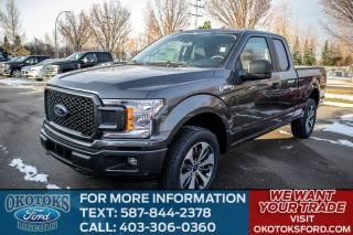 New 2019 Ford F-150 XL 2.7L Ecoboost V6, STX Package, Special Edition Grille, 20