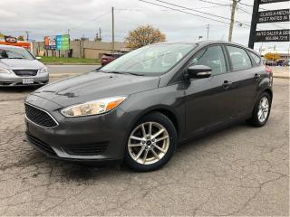 Used 2015 Ford Focus SE | Auto | Bluetooth | B/Up Cam | for sale in St Catharines, ON
