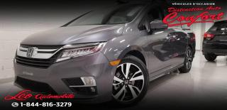 Used 2019 Honda Odyssey Touring for sale in Chicoutimi, QC