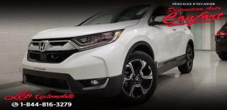 Used 2019 Honda CR-V Touring for sale in Chicoutimi, QC