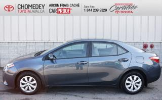 Used 2015 Toyota Corolla LE, automatique for sale in Laval, QC