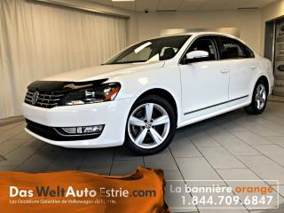 Used 2014 Volkswagen Passat 2.0 TDI Trendline, Automatique Bas Kilo! for sale in Sherbrooke, QC