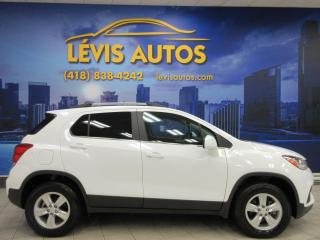 Used 2019 Chevrolet Trax LT AWD BLUETHOOTH MAGS ÉTAT NEUF 22100 K for sale in Lévis, QC