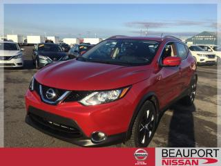 Used 2017 Nissan Qashqai SL AWD ***18 500 KM*** for sale in Beauport, QC