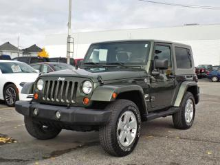 Used 2007 Jeep Wrangler Sahara for sale in Brossard, QC