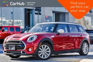 Used 2018 MINI Cooper Clubman Cooper S|Manual|Pano_Sunroof|Harman/Kardon_Sound|Navigation| for sale in Thornhill, ON