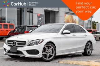 Used 2018 Mercedes-Benz C-Class 300 Nav|AMG-Styling.Avantgrade,Parking.Pkgs|Burmester.Audio| for sale in Thornhill, ON
