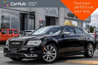 Used 2019 Chrysler 300 300 Limited|Customer_Preferd.Pkg|Pano_Sunroof|Heat&Vent.Seats|Navi for sale in Thornhill, ON