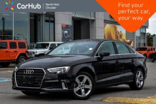 Used 2017 Audi A3 2.0T Komfort|Sunroof|Bluetooth|Key-Less.Go|Heat.Frnt.Seats|17