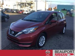 Used 2018 Nissan Versa Note 1.6 SV CVT ***18 500 KM*** for sale in Beauport, QC