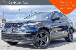 Used 2019 Land Rover Range Rover Velar S|4x4|Navi|Pano Sunroof|Backup Cam|Bluetooth|Heated front Seats|19