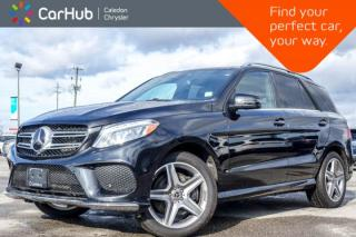 Used 2017 Mercedes-Benz GLE GLE 400 4Matic|Navi|Pano Sunroof|Backup Cam|Bluetooth|Leather|19